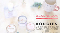 Bout de chandelle : des bougies made in France
