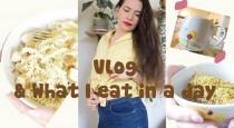 Vlog n°1 + What I eat in a day