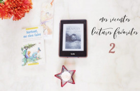 Mes récentes lectures favorites ✧ 2