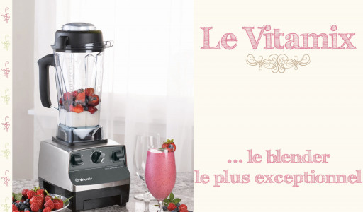 Vitamix : super blender, mon avis ♥ // Code réduction