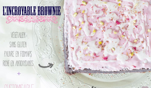 L\'incroyable brownie