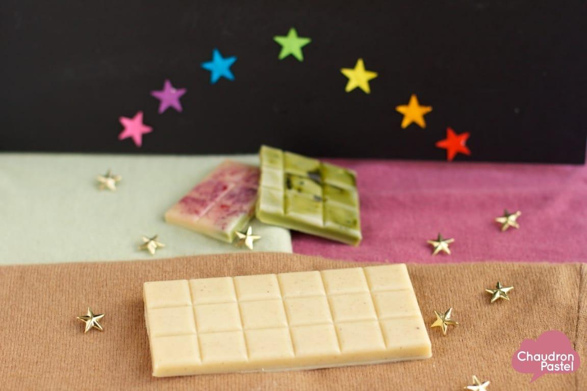 comment faire son chocolat blanc maison vegan chaudron pastel de m ly. Black Bedroom Furniture Sets. Home Design Ideas