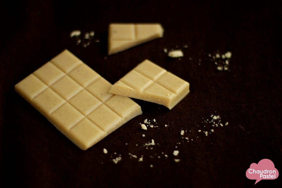 Comment Faire Son Chocolat Blanc Maison Vegan Chaudron Pastel