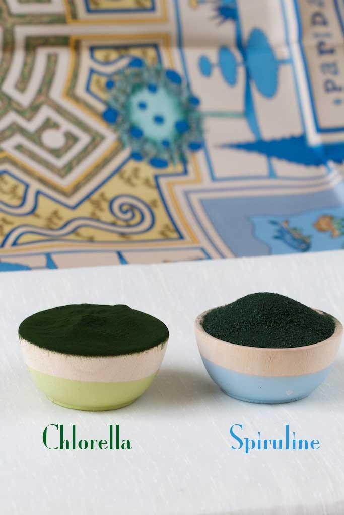 chlorella-spiruline