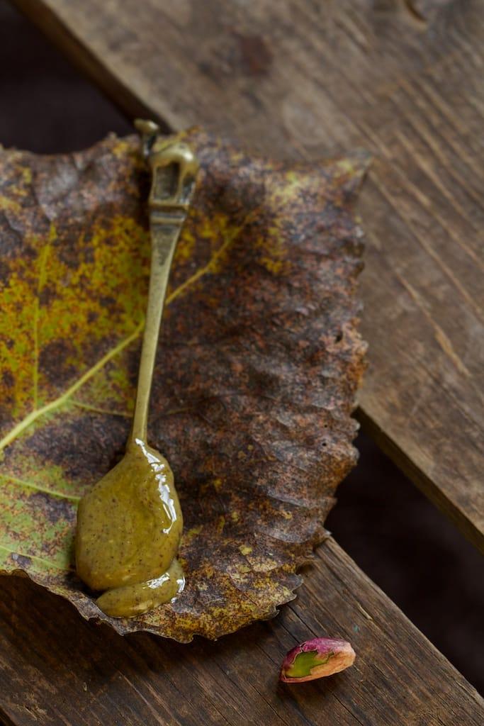 puree pistache