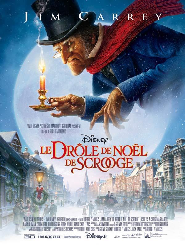 DVD-noel scrooge