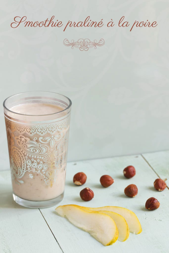smoothie-poire-noisette