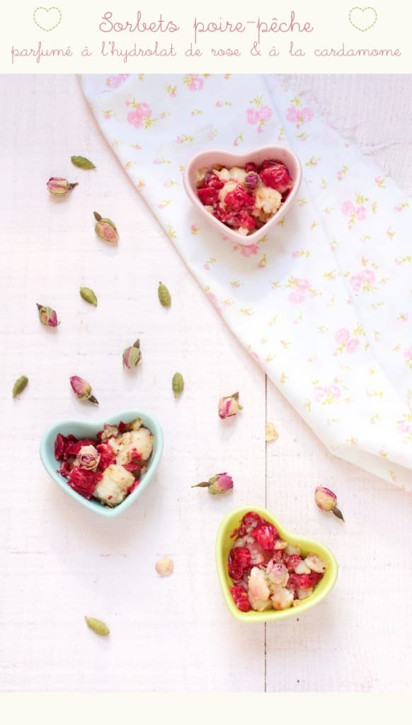 sorbet-poire-peche-rose-cardamome