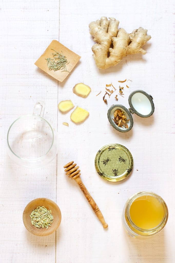 boisson-chaude-detox-ingredients