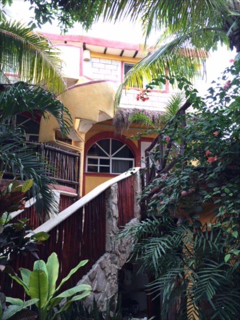 Tulum notre hotel