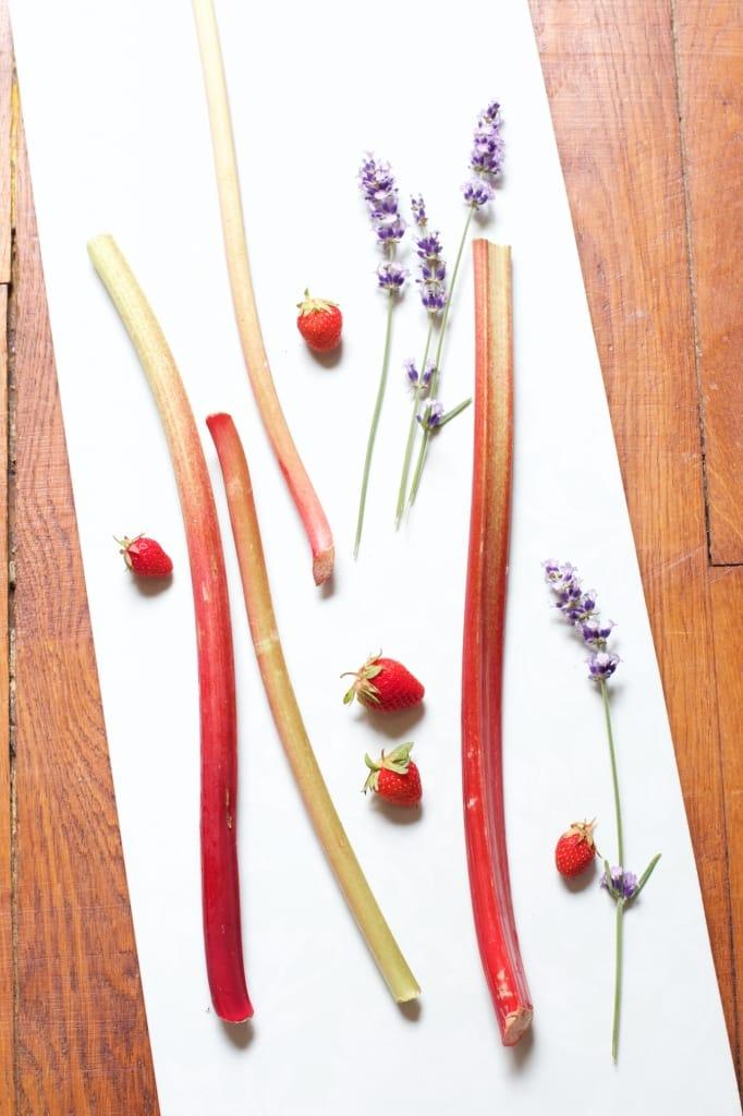 rhubarbe-fraise-lavande