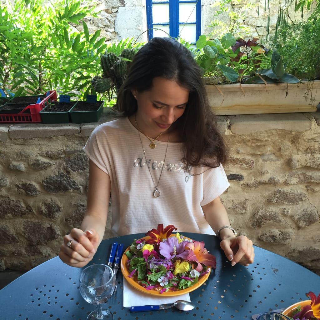salade de fleurs & moi2
