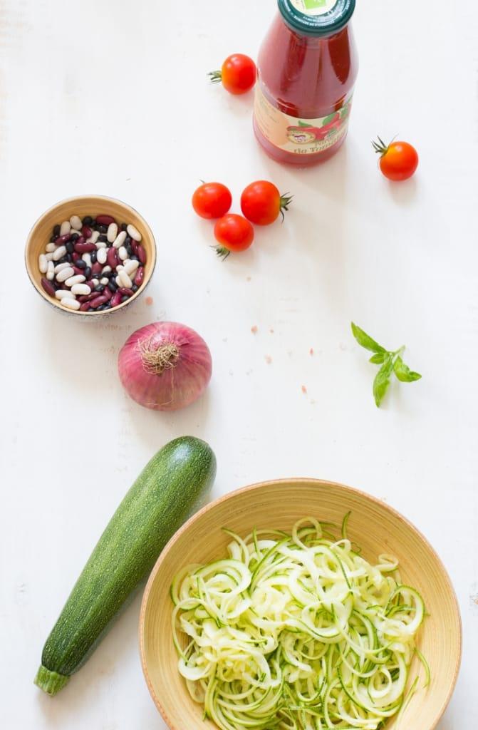 Spaghetti courgettes-010