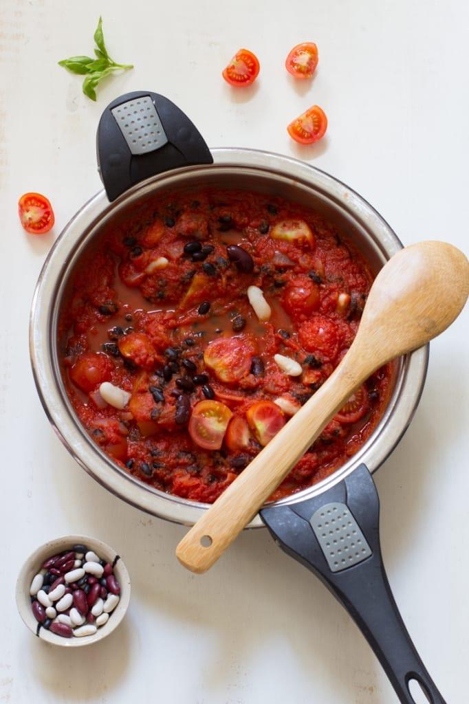 Spaghetti courgettes-033