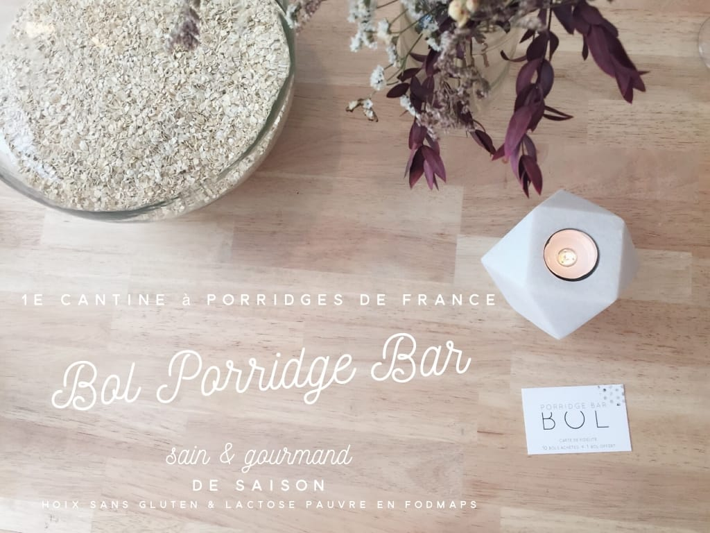 couverture bol porridge bar