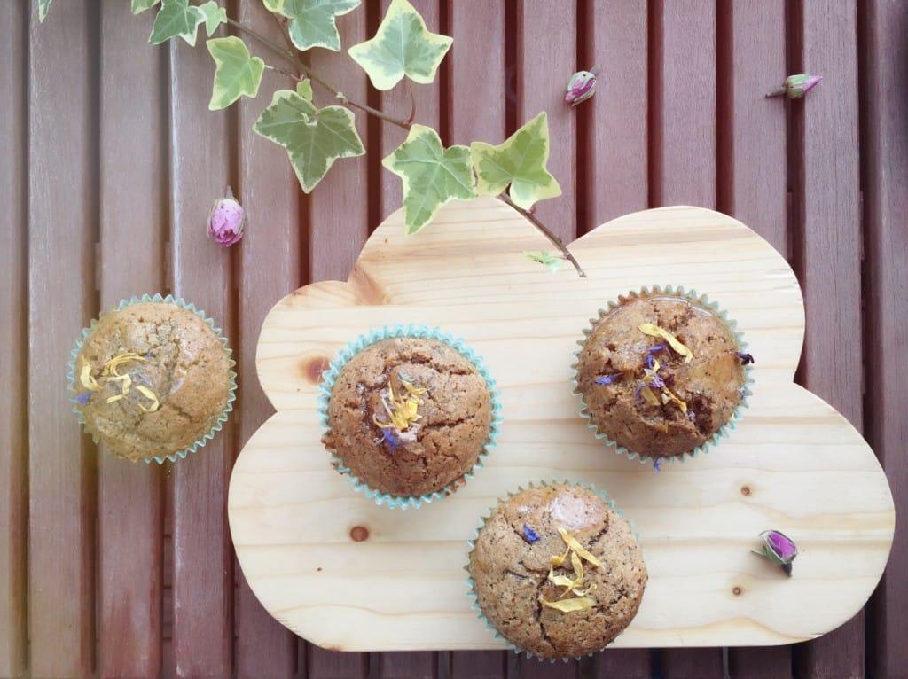 muffins cafe sans cafe