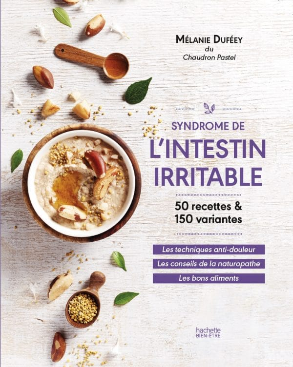 L'intestin irritable Chaudron Pastel