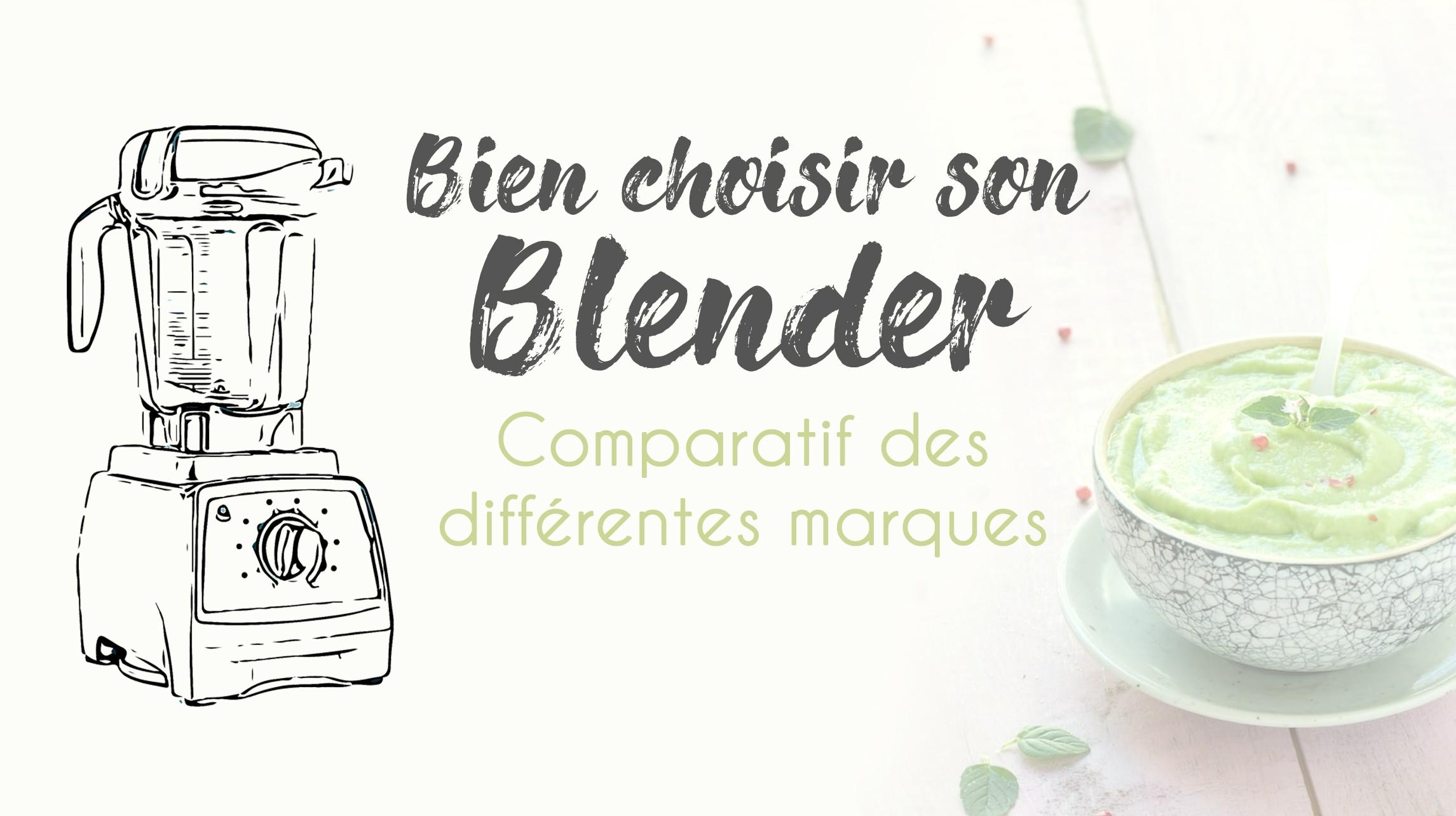 Difference Magimix Et Thermomix bien choisir son blender ? #comparatif des marques